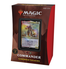 Magic Strixhaven Commander Deck Lorehold Legacies