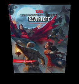 DnD PREORDER D&D Van Richten's Guide to Ravenloft
