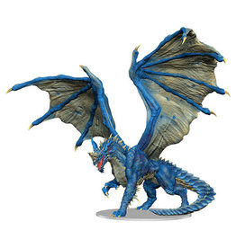 WizKids DnD Miniatures Adult Blue Dragon Premium Figure