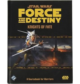 Star Wars RPG Force and Destiny Knights of Fate