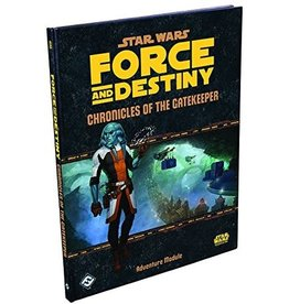 Star Wars RPG Force and Destiny Chronicles of the Gatekeeper