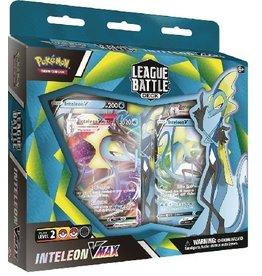 Pokemon Pokemon Inteleon VMAX League Battle Deck