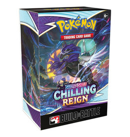 Pokemon SS6 Chilling Reign Build and Battle Kit
