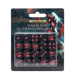 Age of Sigmar Age Of Sigmar Soulblight Gravelords Dice
