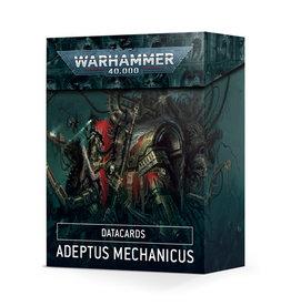 Warhammer 40k Datacards Adeptus Mechanicus