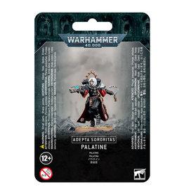 Warhammer 40k Adepta Sororitas Palatine