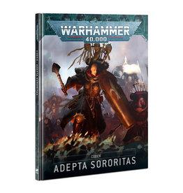 Warhammer 40k Codex Adepta Sororitas (2021)