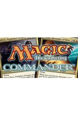 Weekly Commander Saturday