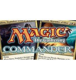 Weekly Commander Saturday 3pm