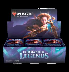 Magic Commander Legends Draft Box