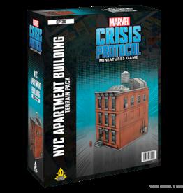 Marvel Crisis Protocol Marvel Crisis Protocol NYC Apartment Building Terrain
