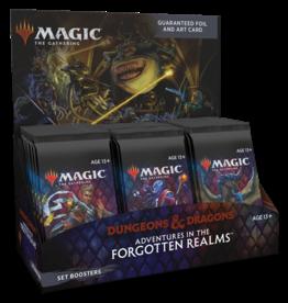 Magic Adventures in the Forgotten Realms Set Box