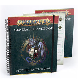 General's Handbook Pitched Battles '21