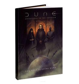 Dune RPG Core Rulebook
