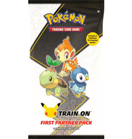 Pokemon First Partner Sinnoh