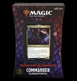 Magic AFR Commander Planar Portal Adventures in the Forgotten Realms