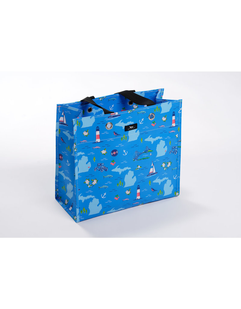 Scout *Large Package Custom Michigan Print