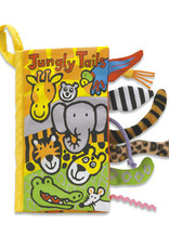 Jellycat Activity Book Jungly Tails