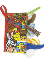 Jellycat Activity Book Puppy Tails