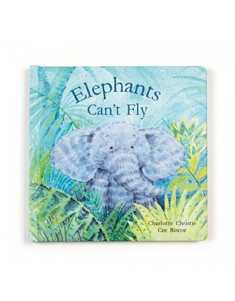 Jellycat Book- Elephants Can't Fly
