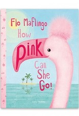 Jellycat Flo Maflingo How Pink Can She Go Book