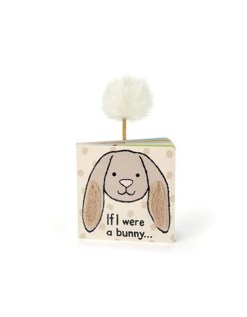 Jellycat If I Were a Bunny Book