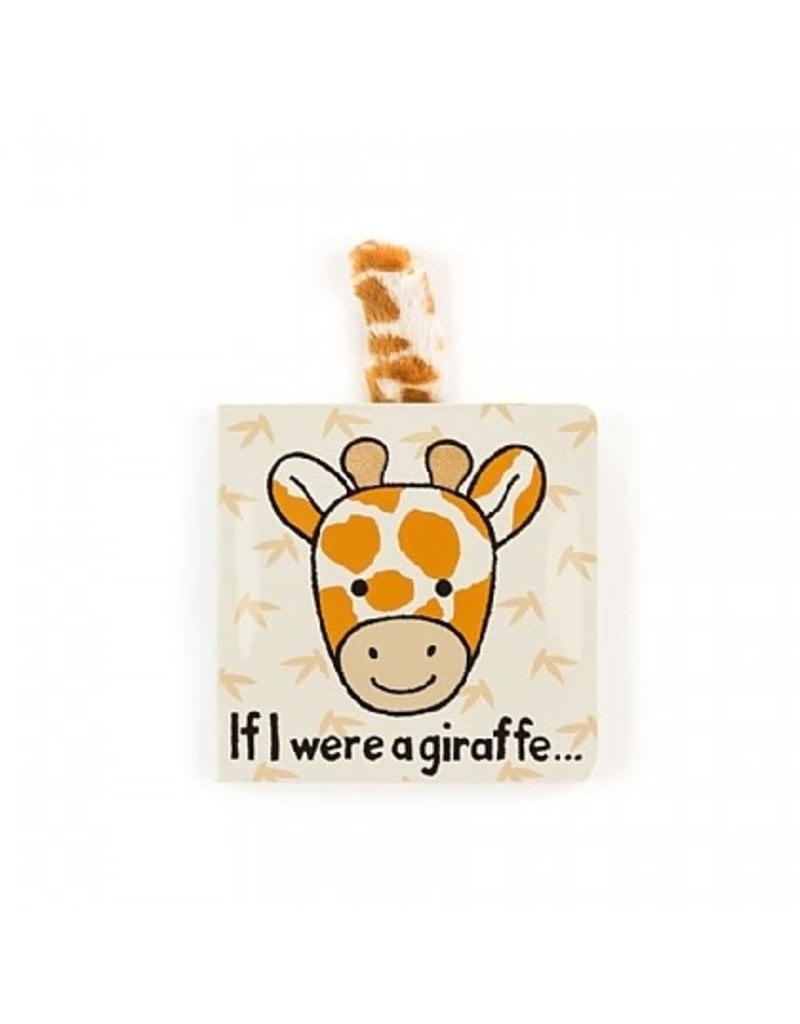 Jellycat Book- If I Were a Giraffe