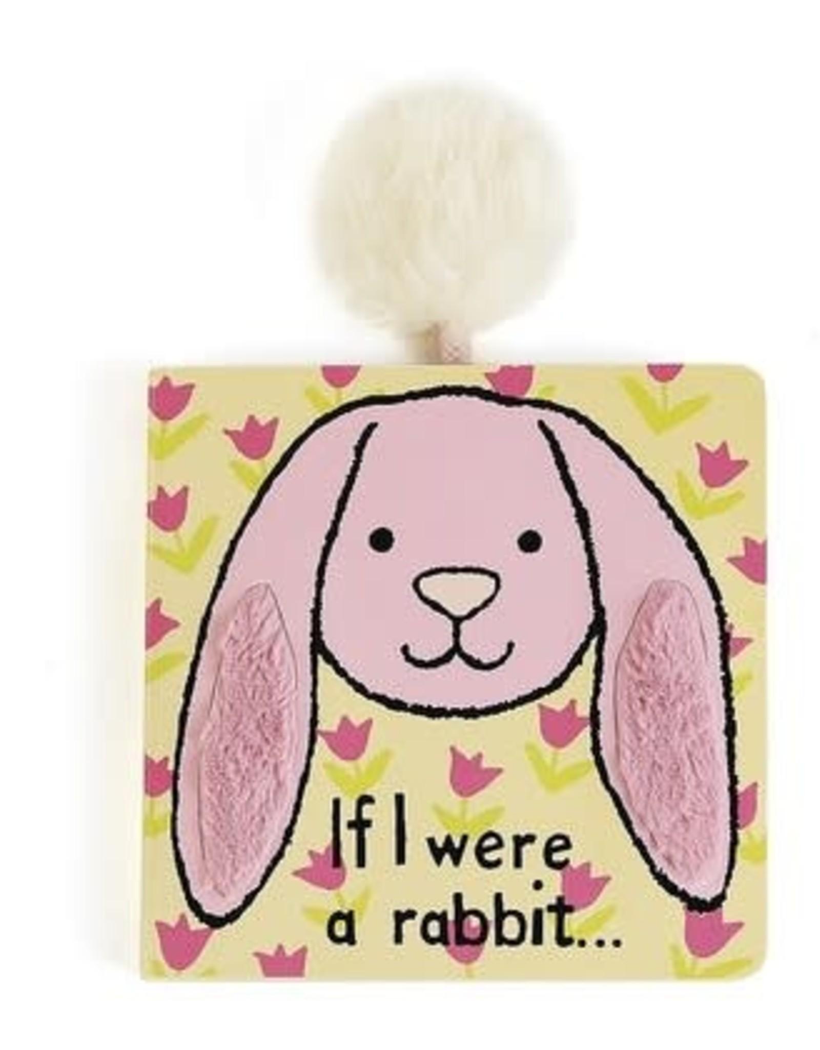 Jellycat If I Were a Rabbit Book