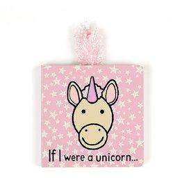 Jellycat Book- If I Were a Unicorn