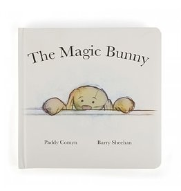 Jellycat Book- The Magic Bunny