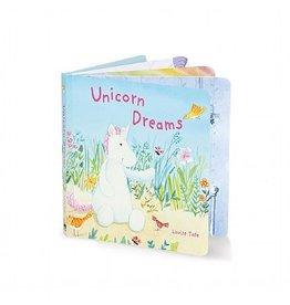 Jellycat Magical Unicorn Dreams Book