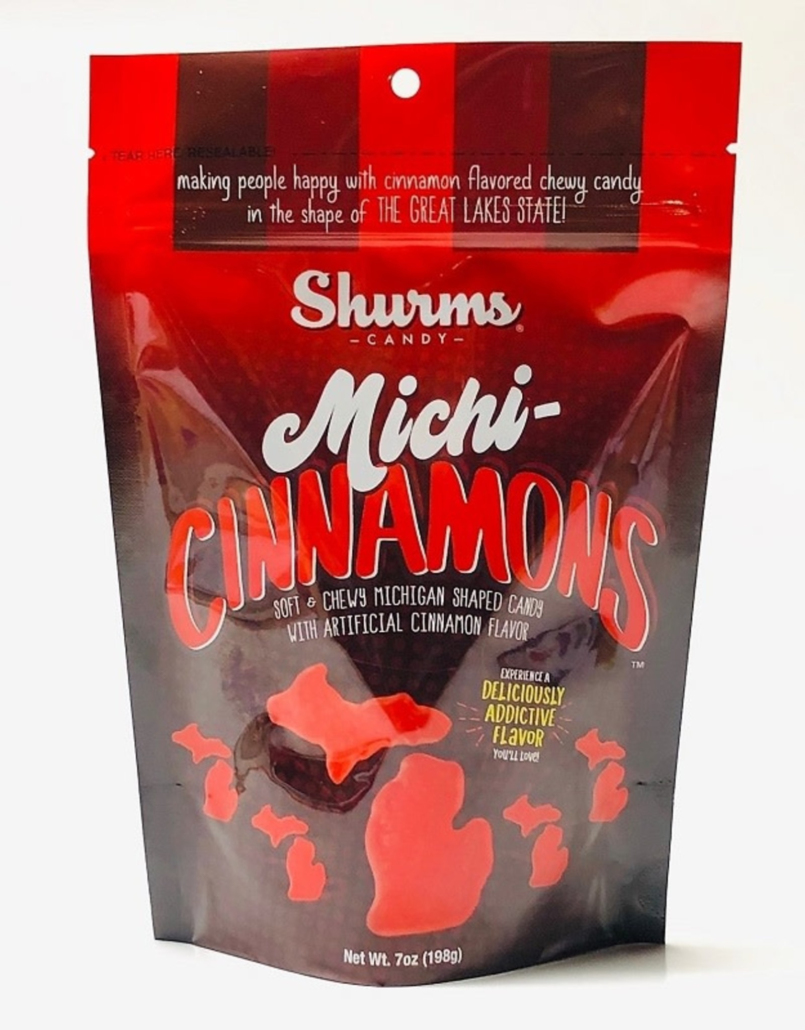 Shurms (Opus Products) Michi-cinnamon Gummies