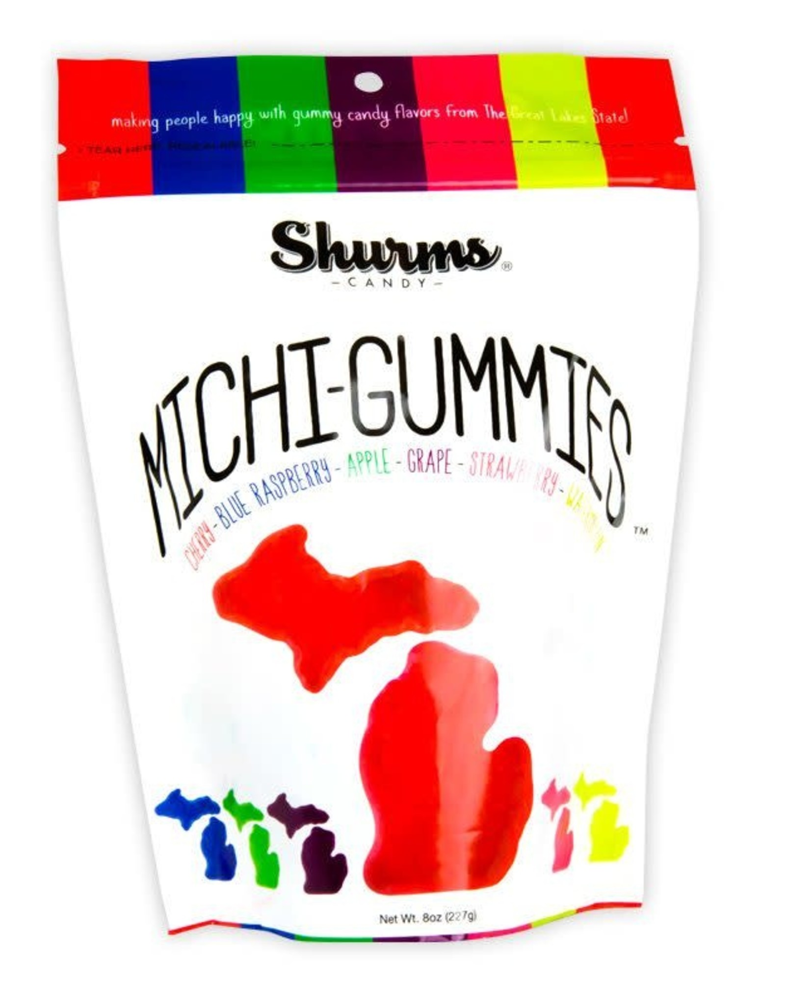 Shurms (Opus Products) Michi Gummies