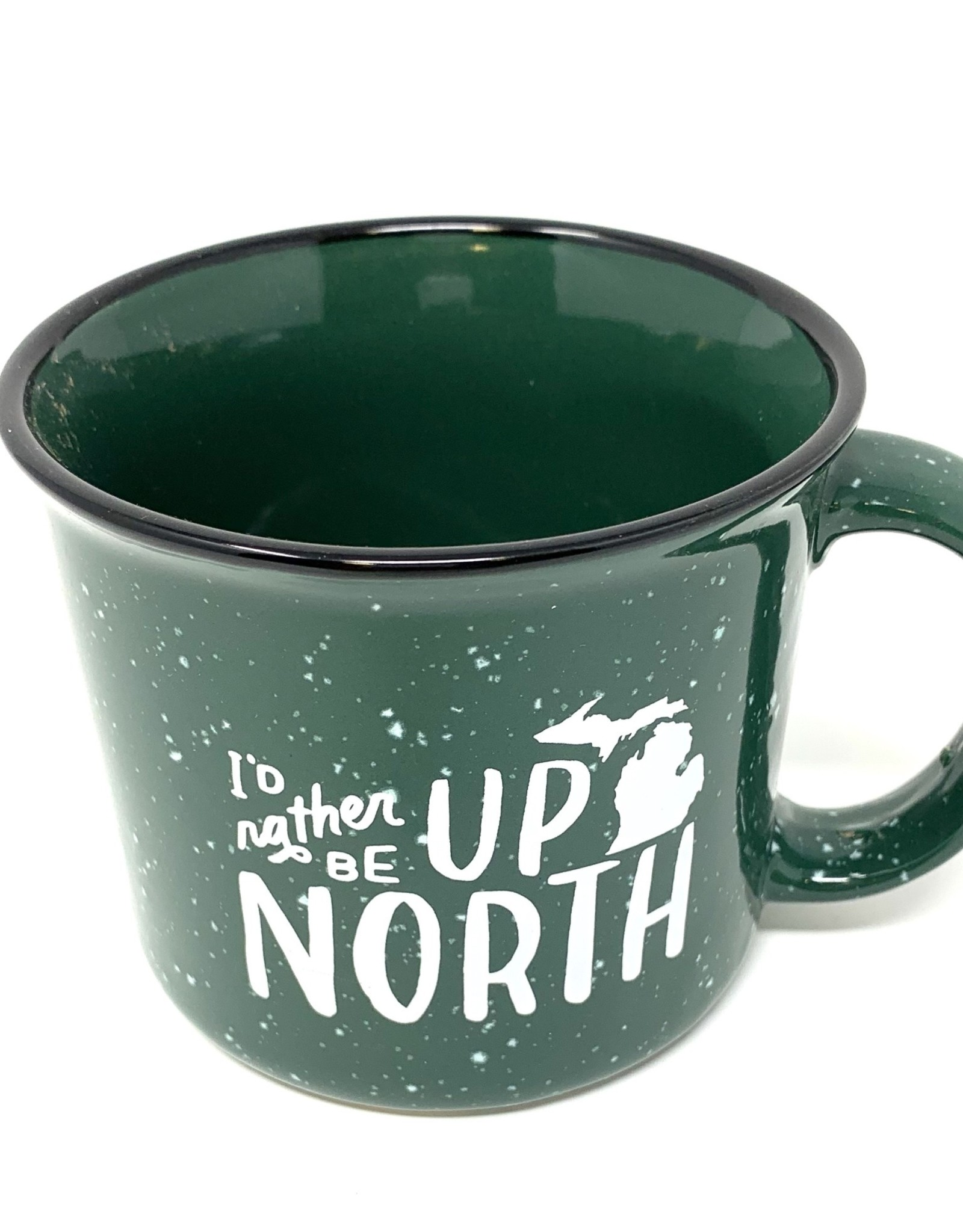 Midwest Supply Mug Rather Be Up North