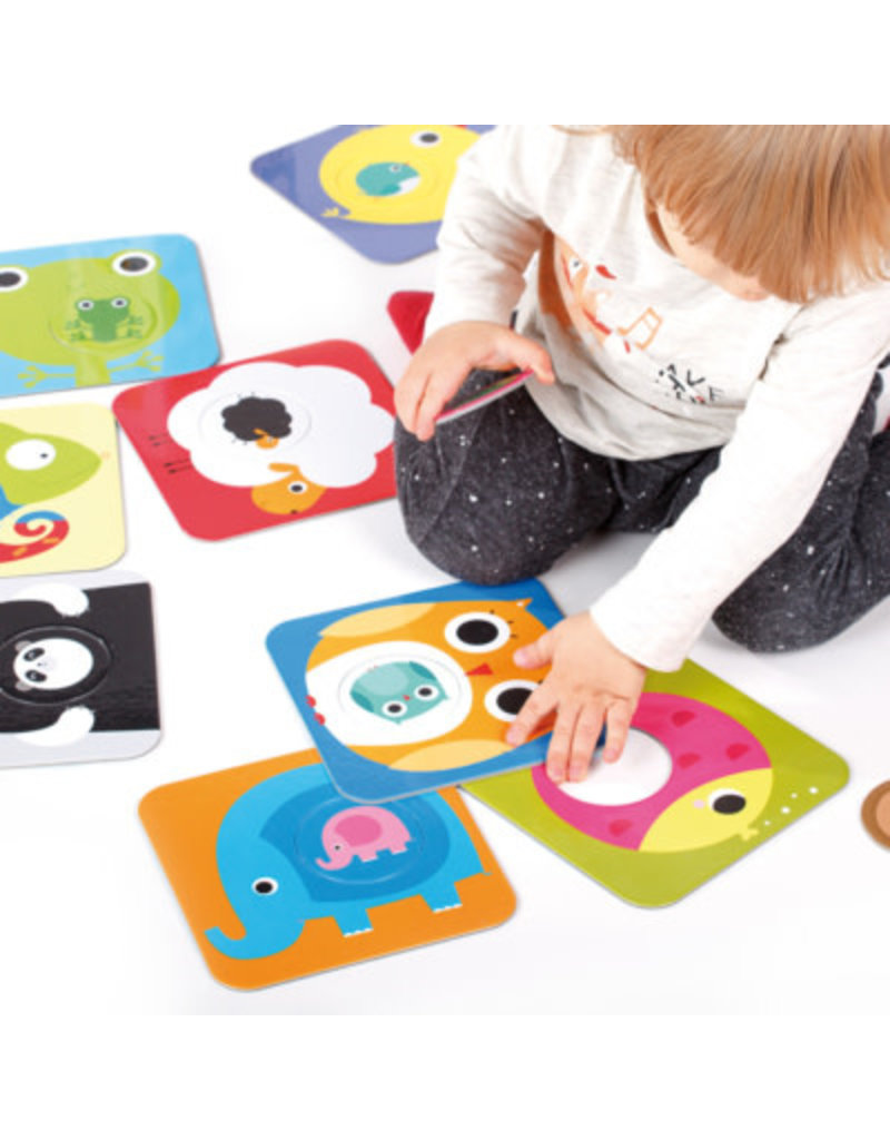 Match The Baby Puzzle