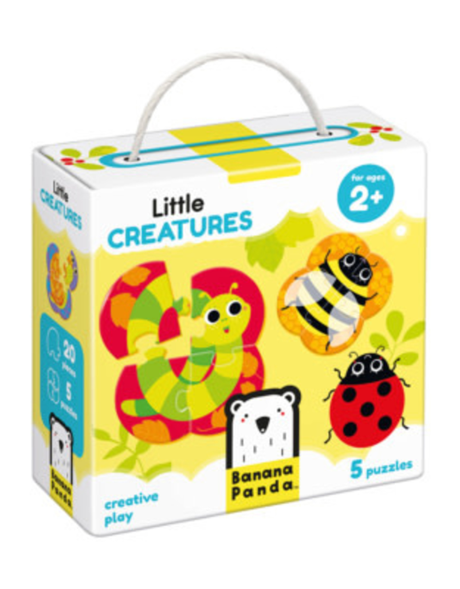 Banana Panda Little Creatures Puzzles