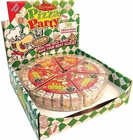 University Games Pizza Party Game