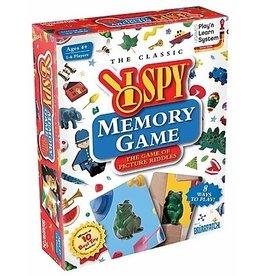 University Games I SPY Memory Game