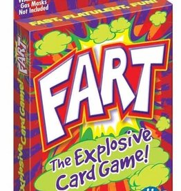 Outset Media Fart Card Game