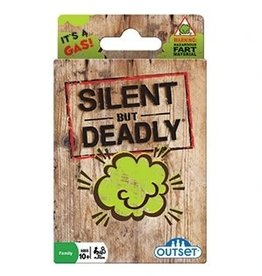 Outset Media Silent But Deadly Card Game