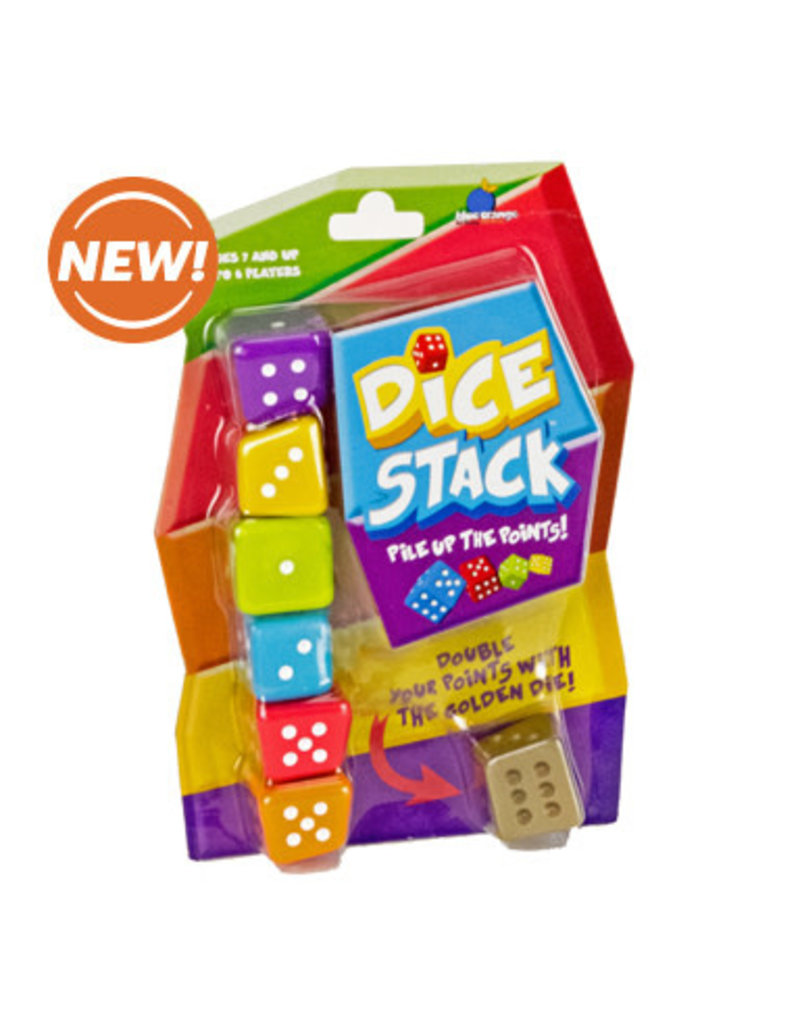 Dice Stack Game