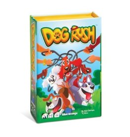 Blue Orange Dog Rush Game
