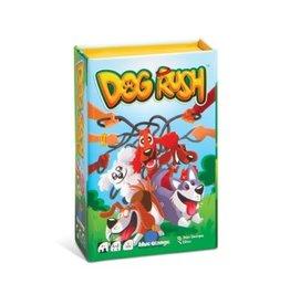 Blue Orange Dog Rush Game