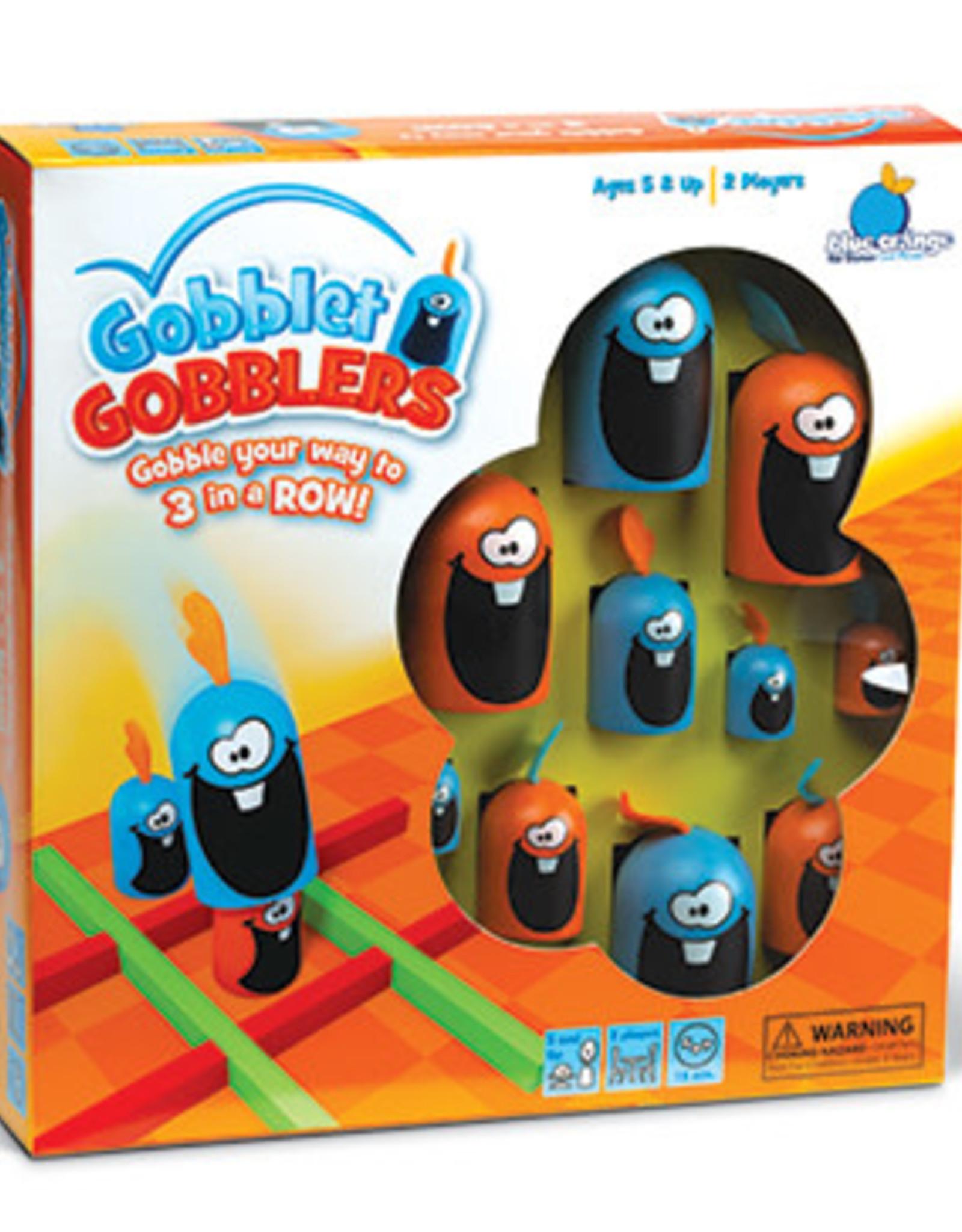 Blue Orange Gobblet Gobblers Game