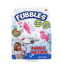Little Kids Fubbles Bubble Unicorn