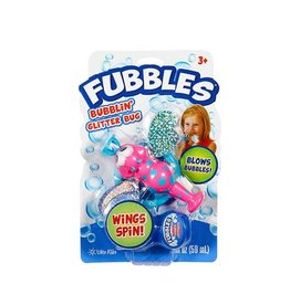 Little Kids Fubbles Bubblin' Glitter Bug