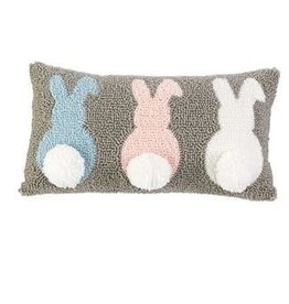 Small Hook Pillow Bunny Trio