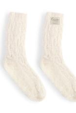 Giving Socks Cream