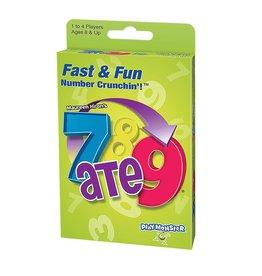 7 Ate 9 Box Card Game