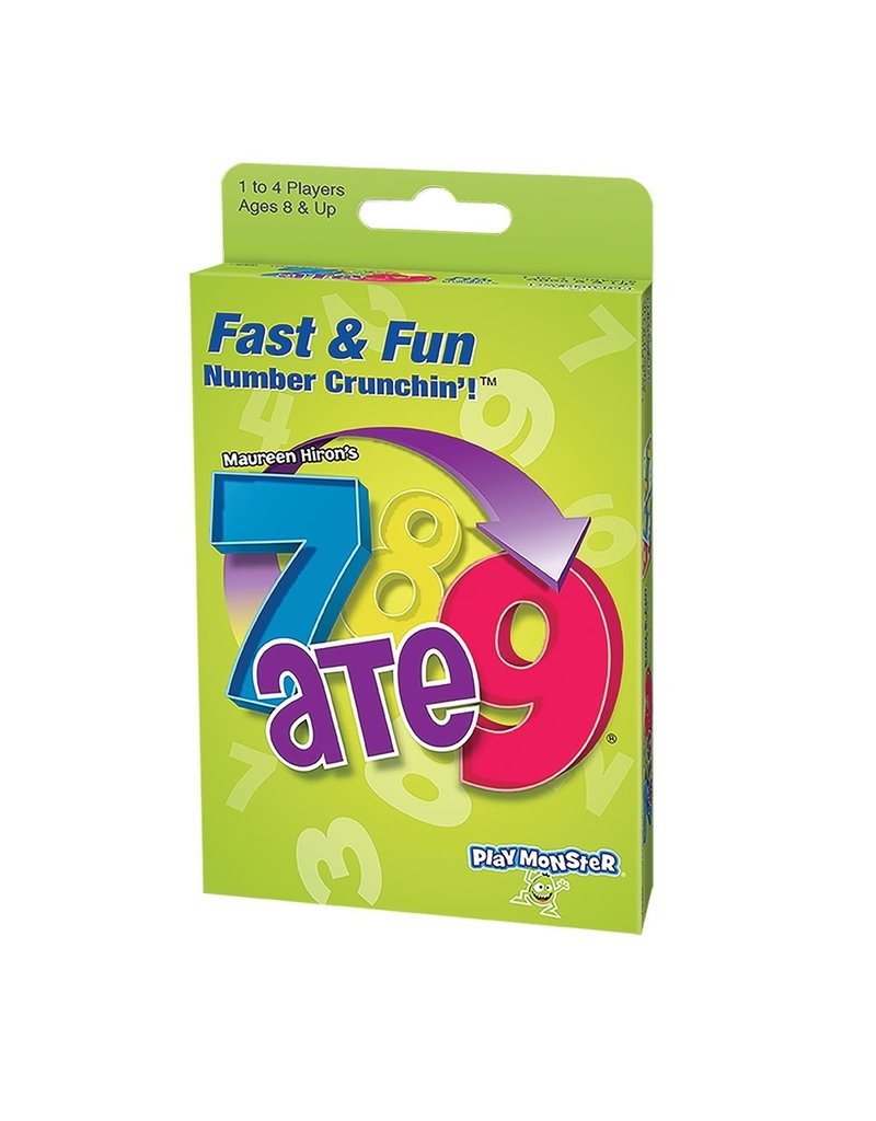 7 Ate 9 Box Card Game